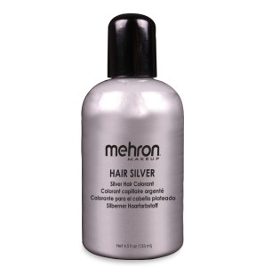Hair Silver Color - 133ml