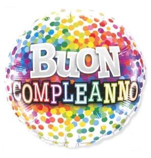 HAPPY B-DAY CONFETTI...