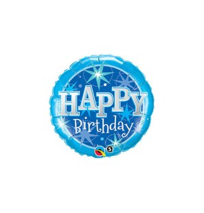 Happy Birthday Blue Sparkle...