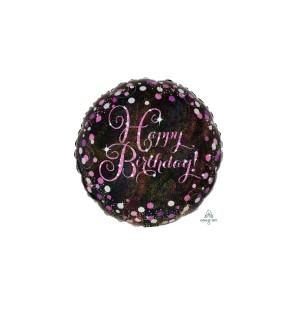 Happy Birthday Pink Cele...