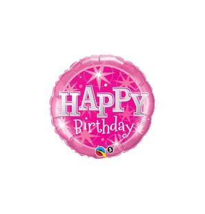 Happy Birthday Pink Sparkle...