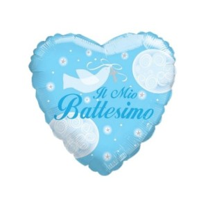 Il mio Battesimo Celeste...