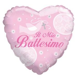 Il mio Battesimo Rosa...