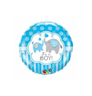 "IT'S A BOY ELEPHANTS 18"" -..."