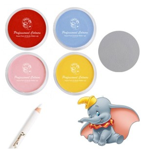 Kit Belly Painting - Dumbo