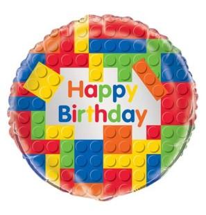 Lego Happy Birthday Round...