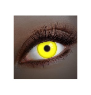 Lenti a Contatto Yellow UV...