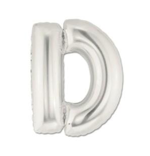 Lettera D in Mylar 100 cm...