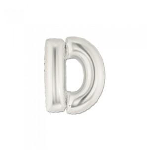 Lettera D in Mylar 35 cm...