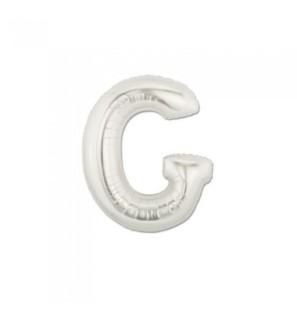 Lettera G in Mylar 35 cm...