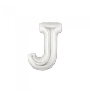 Lettera J in Mylar 35 cm...