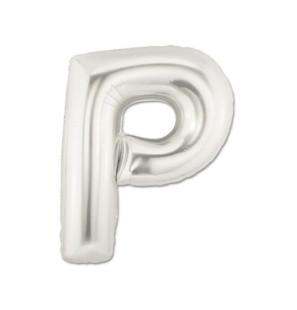 Lettera P in Mylar 100 cm...
