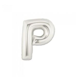 Lettera P in Mylar 35 cm...