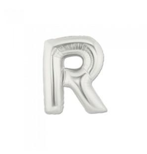 Lettera R in Mylar 35 cm...