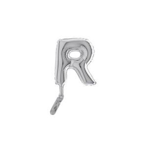 "Lettera R in Mylar 7""/18cm..."