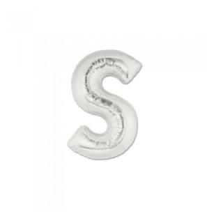 Lettera S in Mylar 35 cm...