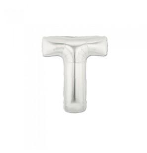Lettera T in Mylar 35 cm...