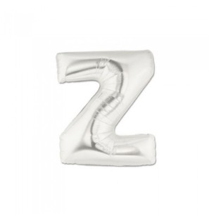 Lettera Z in Mylar35 cm...
