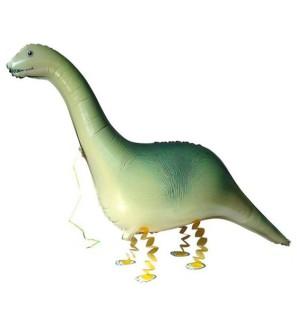 "Brontosauro 45"" - Mylar"