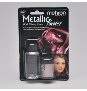 Metallic Powder e Mixing...