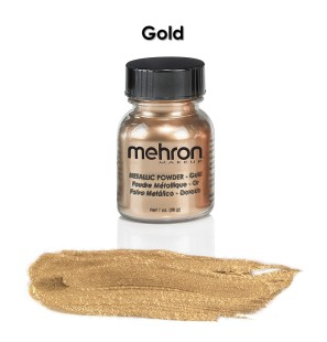 Metallic Powder Oro