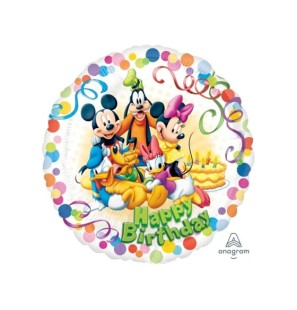 "Mickey & Friends Party 18""..."