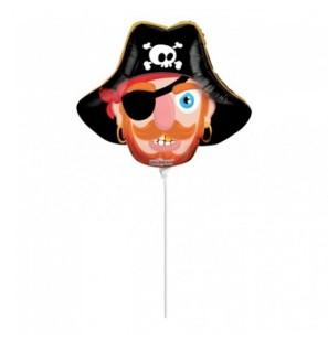 Stencil Adhesive 51101 Cute Skull