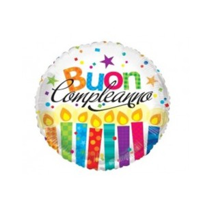 Buon Compleanno Candeline...