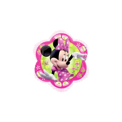 "Minnie Flower 18""-Mylar"