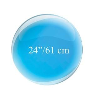 """Palloncino 24"""" Crystal..."""