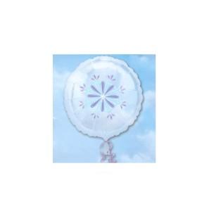 Palloncino Fiocco di Neve...