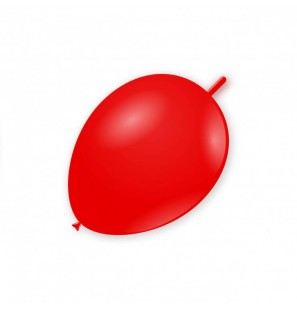 "Palloncino Link 6"" - Rosso..."