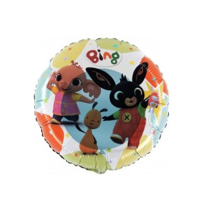 "Bing and Friends 18"" - Mylar"