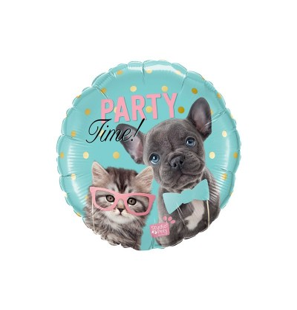 "PARTY TIME STUDIO PETS 18""..."