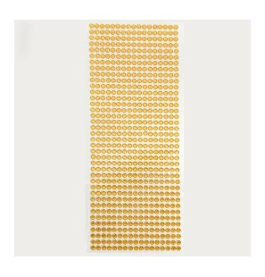 Pietre adesive Oro