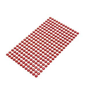 Pietre adesive Rosso