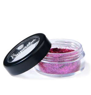 Bio Glitter Dark Rose-Super...