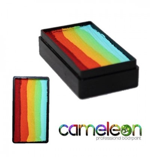Colorblock Rainbow Wow  CB011