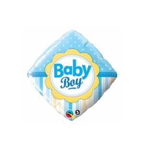 Baby Boy Dots & Stripes...