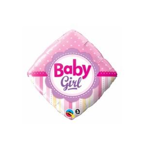 BABY GIRL DOTS & STRIPES HM...