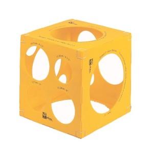 Balloon Sizer Box Giallo