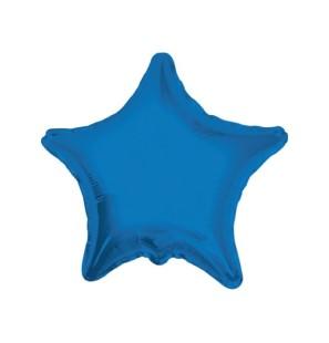 "Stella Blu Scuro 18""-Mylar"