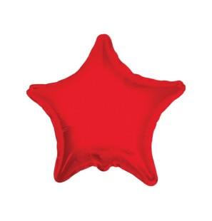 "Stella Rosso 18""-Mylar"