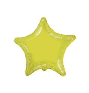 "Stella Verde Lime 18""-Mylar"