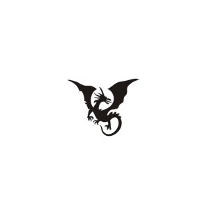 Stencil Adesivo 14000 Dracor