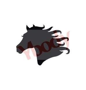 Stencil Adesivo 21703 Horse...