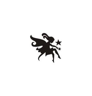 Stencil Adesivo 40400 Fairy...