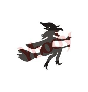 Stencil Adesivo 42300 Witch