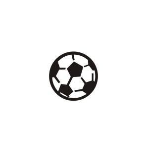 Stencil Adesivo 48800 Football