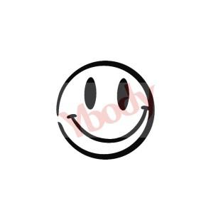 Stencil Adesivo 52100 Smiley